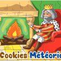 """""""Les Cookies Météoriques"""" - Cookies 4 personnes"""