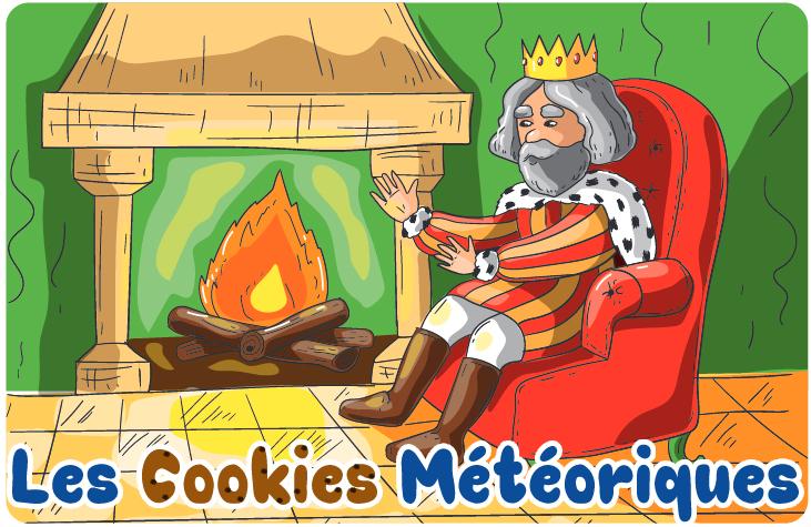Cookies météoriques couverture